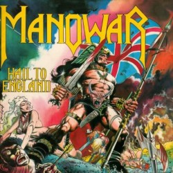 "MANOWAR ""Hail to England"" CD"