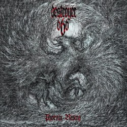 "DESTRÖYER 666 ""Phoenix Rising"" CD"