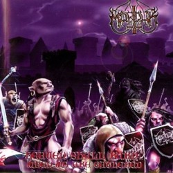"MARDUK ""Heaven Shall Burn...When We Are Gathered"" CD"