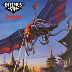 "BITCHES SIN ""Predator"" CD"