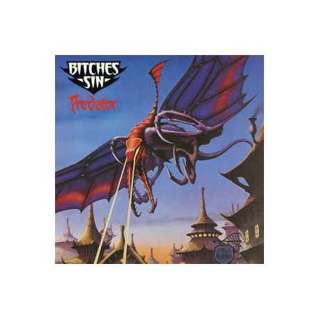 "BITCHES SIN ""Predator"" CD"