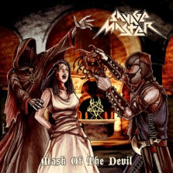 "SAVAGE MASTER ""Mask Of The Devil"" CD"