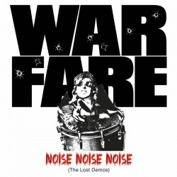 "WARFARE ""Noise Noise Noise"" CD"