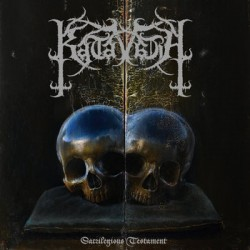 "KATAVASIA ""Sacrilegious Testament"" CD"
