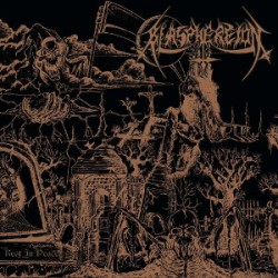 "BLASPHEREION ""Rest in Peace"" LP"