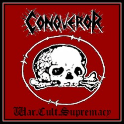 "CONQUEROR ""War.Cult.Supremacy"" 2xCD + DVD"