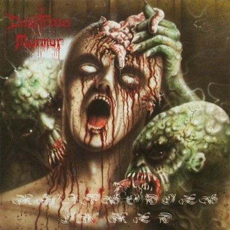 "DISASTROUS MURMUR ""Rhapsodies in Red"" LP"