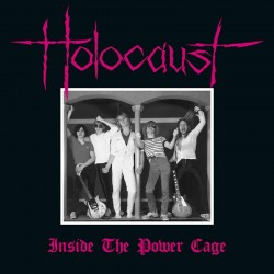 "HOLOCAUST ""Inside the Power Cage"" 2xLP"