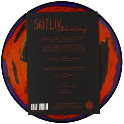"CURRENT 93 / SKITLIV ""Bloodletting"" 10"" PD"