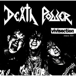 "DEATH POWER ""Vivisection"" CD"