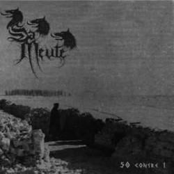 "SA MEUTE ""50 contre 1"" LP"