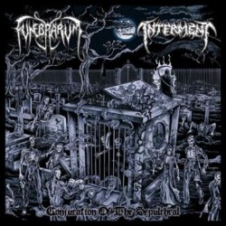 "FUNEBRARUM / INTERMENT ""Conjuration Of The Sepulchral"" LP"