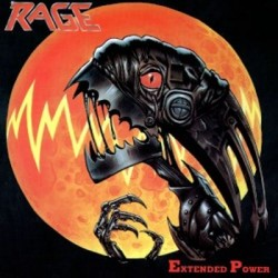 "RAGE ""Extended Power"" CD"