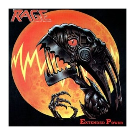 """RAGE """"Extended Power"""" CD"""