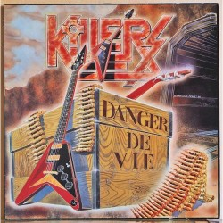 "KILLERS ""Danger de Vie"" CD"