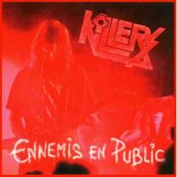 "KILLERS ""Ennemis en Public"" CD"