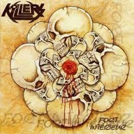"KILLERS ""Fort Intérieur"" CD"