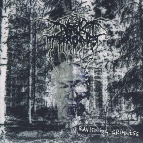 "DARK THRONE ""Ravishing Grimness"" CD"