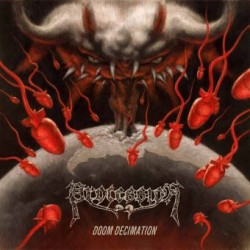 "PROCESSION ""Doom Decimation"" CD"