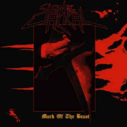 "SIGN OF THE JACKAL ""Mark Of The Beast"" CD"