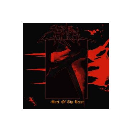 """SIGN OF THE JACKAL """"Mark Of The Beast"""" CD"""
