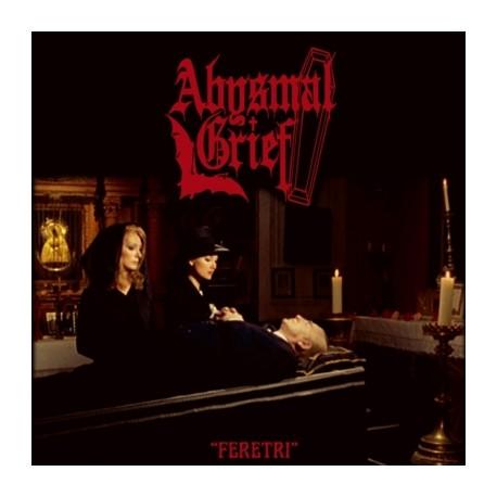 """ABYSMAL GRIEF """"Strange rites of evil"""" CD"""