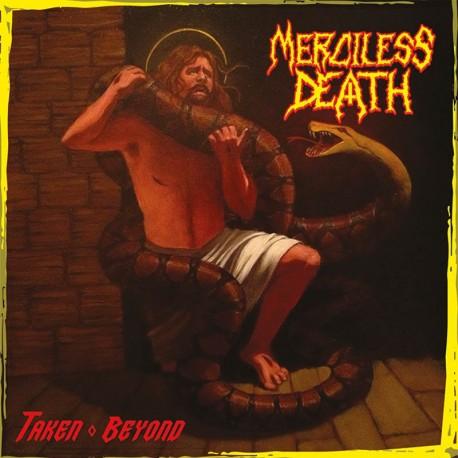 "MERCILESS DEATH ""Taken Beyond"" CD"
