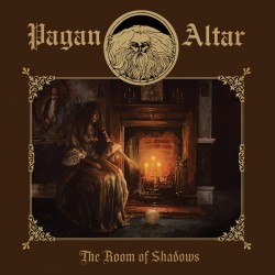 "PAGAN ALTAR ""The Room of Shadows"" LP + 10"""