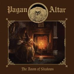 "PAGAN ALTAR ""The Room of Shadows"" LP + 10"""
