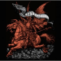 "SLAUGHTBBATH ""Contempt, War and Damnation"" CD"