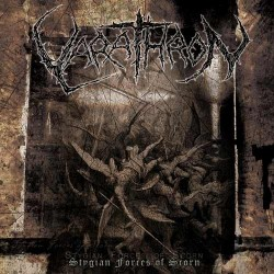 "VARATHRON ""Stygian Forces of Scorn"" CD"