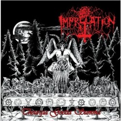 "IMPRECATION ""Teurgia Goetia Summa"" CD"