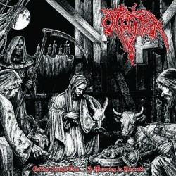 "CRUCIFIER ""Coffins Through Time...A Mourning in Nazareth"" CD"