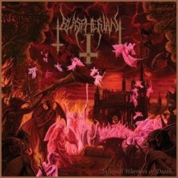 "BLASPHERIAN ""Infernal Warriors of Death"" CD"