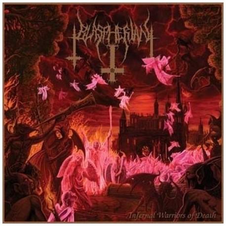 "BLASPHERIAN ""Infernal Warriors of Death"" CD"