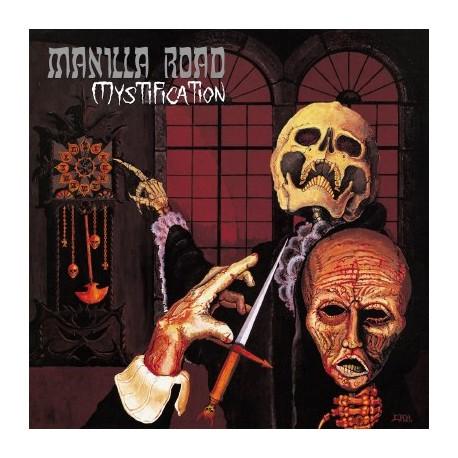 """MANILLA ROAD """"Mystification"""" CD"""