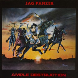 "JAG PANZER ""Ample Destruction"" LP"