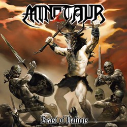 "MINOTAUR ""Beast of Nations"" LP"