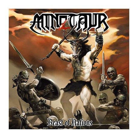 "MINOTAUR ""Beast of Nations"" LP"