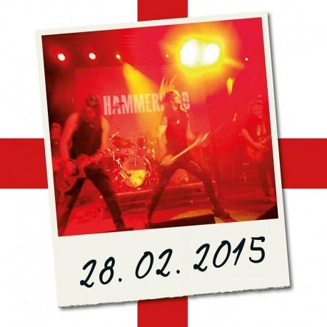 "HAMMERHEAD ""Live at Brofest"" 7""EP"
