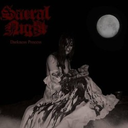 "SACRAL NIGHT ""Darkness Process"" CD"