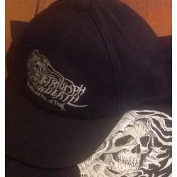 """TRIUMPH OV DEATH """"Logo"""" Casquette"""