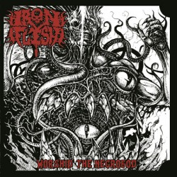 "IRON FLESH ""Worship the Necrogod"" CD"