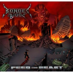 "BONDED BY BLOOD ""Feed the Beast"" CD"