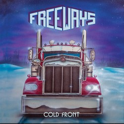 "FREEWAYS ""Cold Front"" 7""EP *PRE-COMMANDE*"