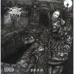 "DARK THRONE ""F.O.A.D."" CD"