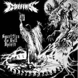 "COFFINS ""Sacrifice To Evil Spirit"" CD"