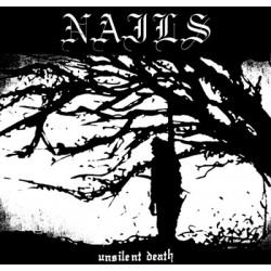 """NAILS """"Unsilent Death"""" CD"""