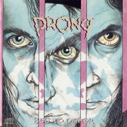 "PRONG ""Beg to Differ"" CD"