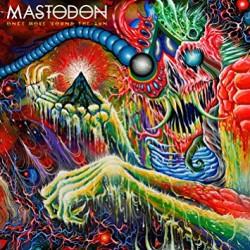 "MASTODON ""Once More 'Round the Sun"" CD"